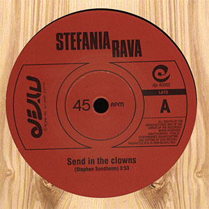 stefania rava send in the clowns remix